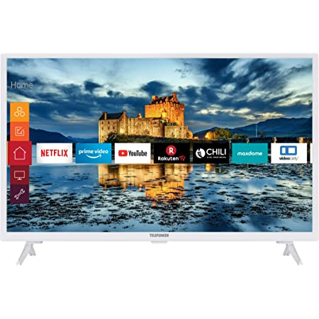 Telefunken Xf32j511 W 32 Zoll Fernseher Smart Tv Inkl Prime Video Netflix Youtube Full Hd Works With Alexa Triple Tuner Modelljahr 2021 Heimkino Tv Video