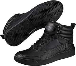 PUMA Juniors Rebound Street V2 L Jr, Black, Sneakers