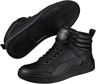 PUMA Juniors Rebound Street V2 L Jr, Black, Sneakers