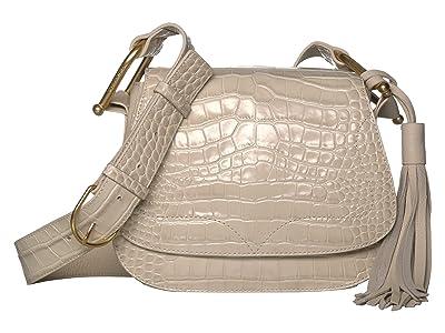 Vince Camuto Tal Flap (Seashell) Handbags