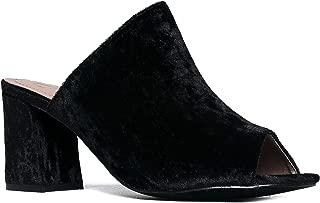 Best louis vuitton block heel sandals Reviews
