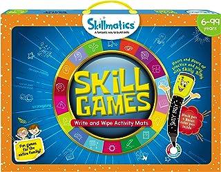 Skillmatics Skill Games, Multi-Colour, 6 months+, SKILL12SGB