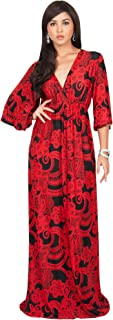 Best black and red kimono dress Reviews
