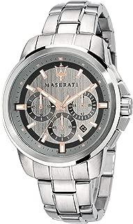 MASERATI R8873621004 SUCCESSO Chronograph Quartz Pocket Watch