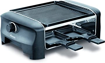 Koenig B02219E Raclette Gourmet pour 4 personnes