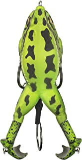 "Lunkerhunt Prop Frog – Freshwater Fishing Lure with Realistic Design, Weighs ½ oz, 3.5"" Length"