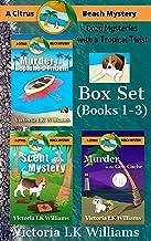 Citrus Beach Mystery: Box Set: Books 1,2,3 (English Edition)