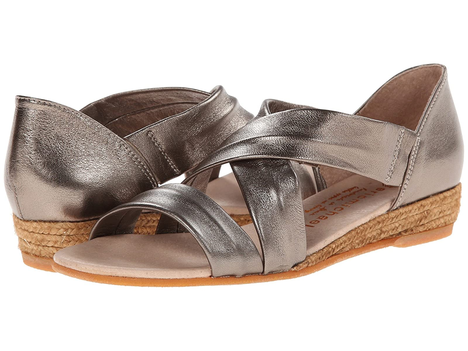 Eric Michael NettyAtmospheric grades have affordable shoes