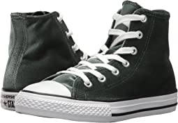 Chuck Taylor All Star Velvet - Hi (Little Kid/Big Kid)