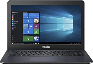 ASUS E402YA-GA067T 14-inch HD Thin & Light Entry Level Laptop (AMD Dual Core E2-7015/4GB RAM/1TB HDD/Window 10/Integrated Graphics/1.65 Kg), Dark Blue