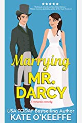 Marrying Mr. Darcy: A Sweet Romantic Comedy (Love Manor Romantic Comedy Book 2) Kindle Edition