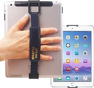 WiLLBee CLIPON 2 Dual للجهاز اللوحي PC 7~11 بوصة (كحلي) خاتم إصبع ذكي حامل حزام قبضة اليد حزام حزام - iPad Pro 10.5 9.7 Ai...