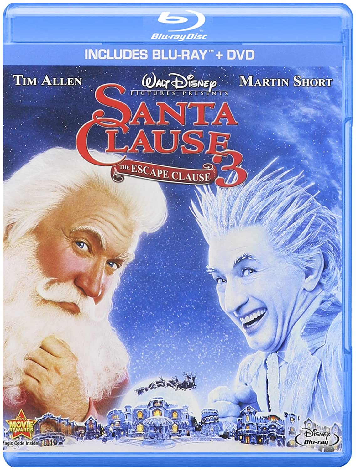 Santa Clause 3: The Seattle SEAL limited product Mall Escape
