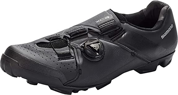 Shimano Xc3 xc300 SPD Shoes Black Size 52 for sale online
