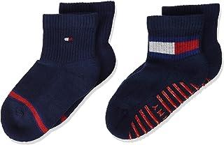 Tommy Hilfiger Tommy Hilfiger Baby Flag Socks (2 pack) uniseks-baby Sokken