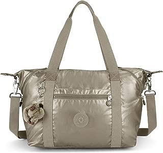 Kipling Art Handbag, Metallic Pewter