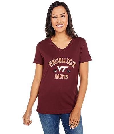 Champion College Virginia Tech Hokies University 2.0 V-Neck T-Shirt