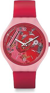Reloj Digital para Mujer de Cuarzo con Correa en Silicona SVOP100