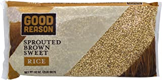 Good Reason Rice Sprouted Brown Sweet Rice, 2 Lb