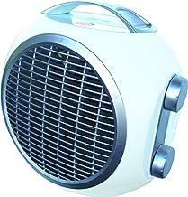 Argoclima Pop Ice Calefactor termoventilador, 2000 W, Plástico, Blanco y plata