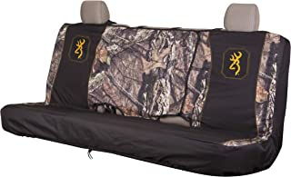 pink browning bench seat covers