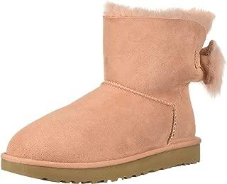 Women's Classic Mini Fluff Bow Boot