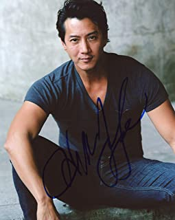 Will Yun Lee AUTOGRAPH Signed 8x10 Photo