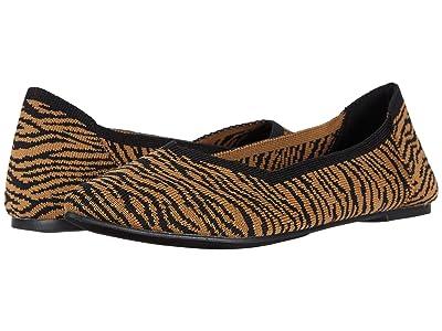 MIA Kerri (Tan Zebra) Women