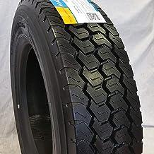 (2-Tires) 255/70R22.5 ROAD CREW HANKON DT320 BRAND NEW HEAVY DUTY 16 PLY