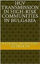 HCV transmission in high-risk communities in Bulgaria