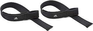Adidas Unisex Adult Adgb-121411SZ Lifting Straps, Black, One Size