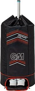 gunn & MOORE PREMIER GM PREMIER 粗呢板球 kitbag 黑色–红色