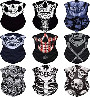 Best scarf with skulls brand Reviews