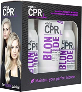 Vitafive CPR Blonde Solution Trio Pack