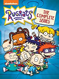 Rugrats: The Complete Series arrives on DVD May 18 from Paramount and Nickelodeon