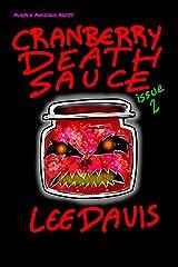 Cranberry Death Sauce Kindle Edition