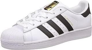 Adidas Originals Superstar W Sneaker For Women,White,39 1/3 EU