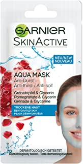 Garnier Skinactive Anti Thirst Water Mask.