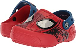 Crocs Kids CrocsFunLab Lights Spider-Man (Toddler/Little Kid)