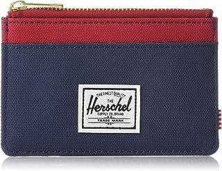 Herschel Unisex-Adult Wallets, Navy/Red - 10397-00018-OS