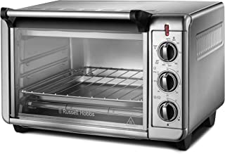 Russell Hobbs 26090 Mini Oven, 1500 W, 12.6 liters, Stainless Steel