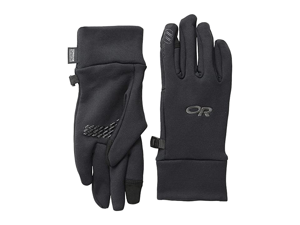 Outdoor Research Pl 150 Sensor Gloves (Black) Extreme Cold Weather Gloves