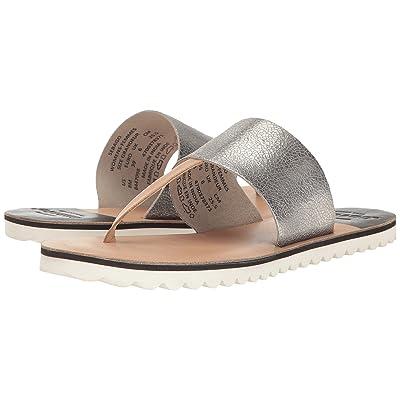 Sebago Sidney Instep (Metallic/Tan Leather) Women
