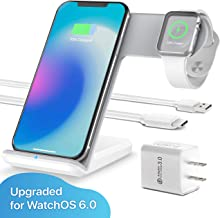 iphone x and apple watch wireless charger