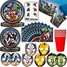 Best iron man birthday party Reviews