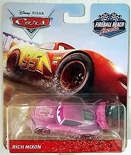 rich mixon cars 3 diecast