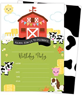 25ct 25 Count Pool Party Girl 1 Happy Birthday Invitations Invite Cards With Envelopes /& Seal Stickers Vinyl Girls Kids Party