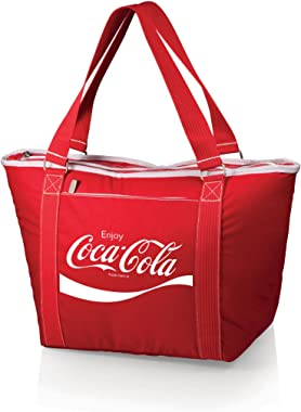 Picnic Time Coca-Cola Topanga Insulated Cooler Tote, Red