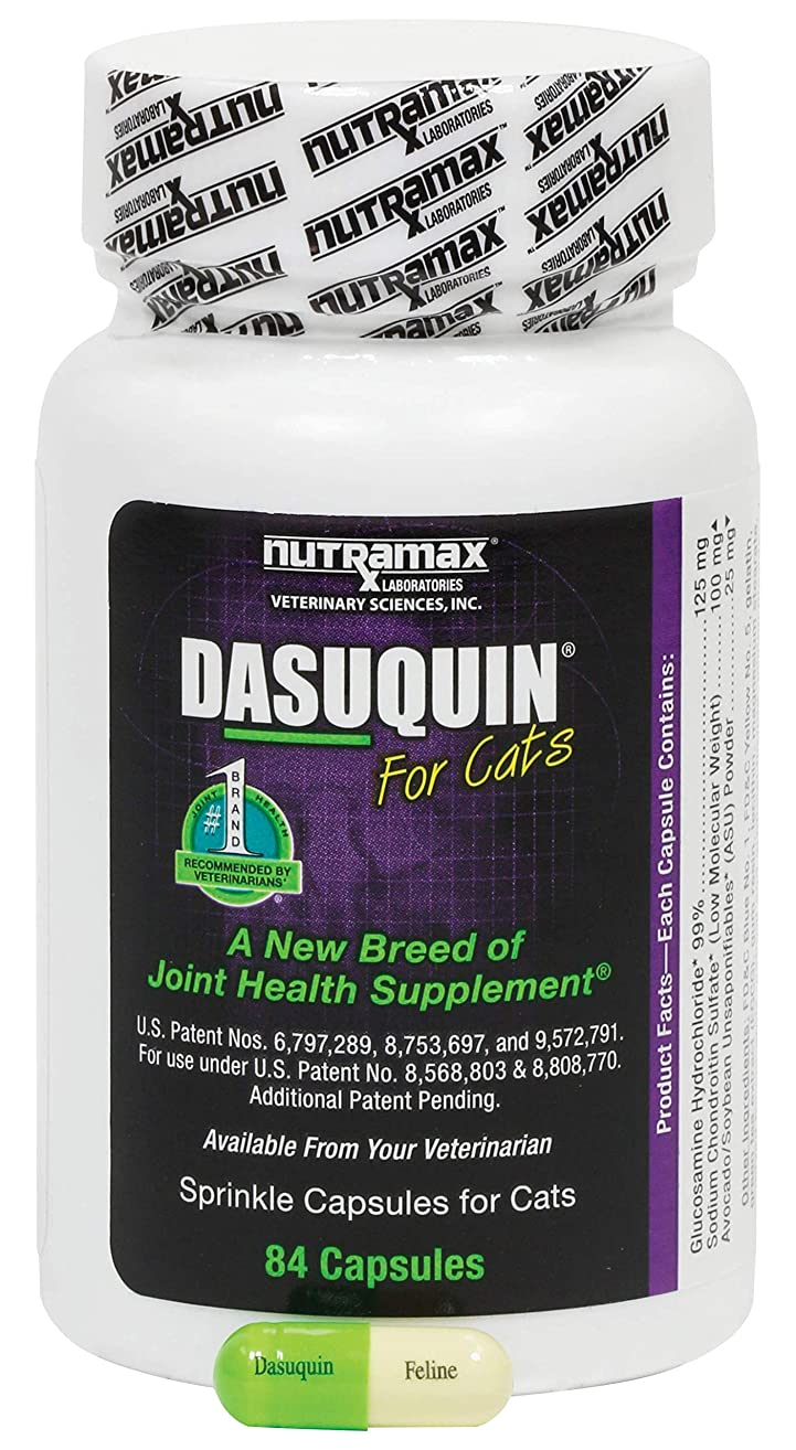 Nutramax Dasuquin For Cats