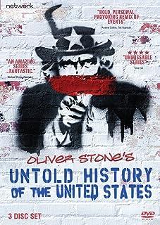 Oliver Stone's Untold History of the United States [DVD] [Reino Unido]